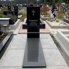 Изготовление памятников из гранита о ё северное кладбище цена на памятники фото в минске цены